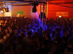 Ersti-Fest der Hochschule Karlsruhe